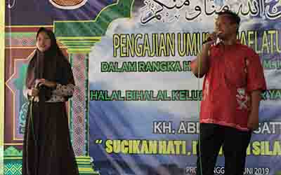 Guru Faisol Haq. S.Pd Selalu Berikan Inspirasi Bagi Muridnya
